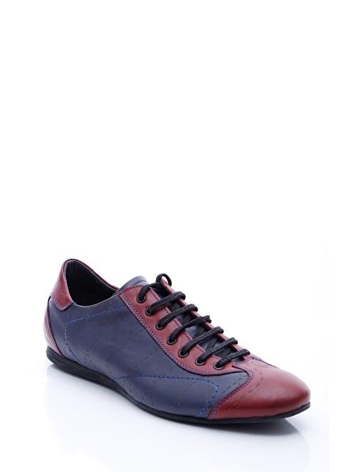 Wessi Bağcıklı Ayakkabı Bordo
